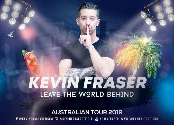 Kevin Fraser Live