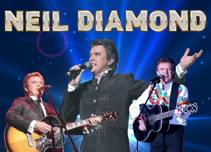 Neil Diamond – 50 Years On