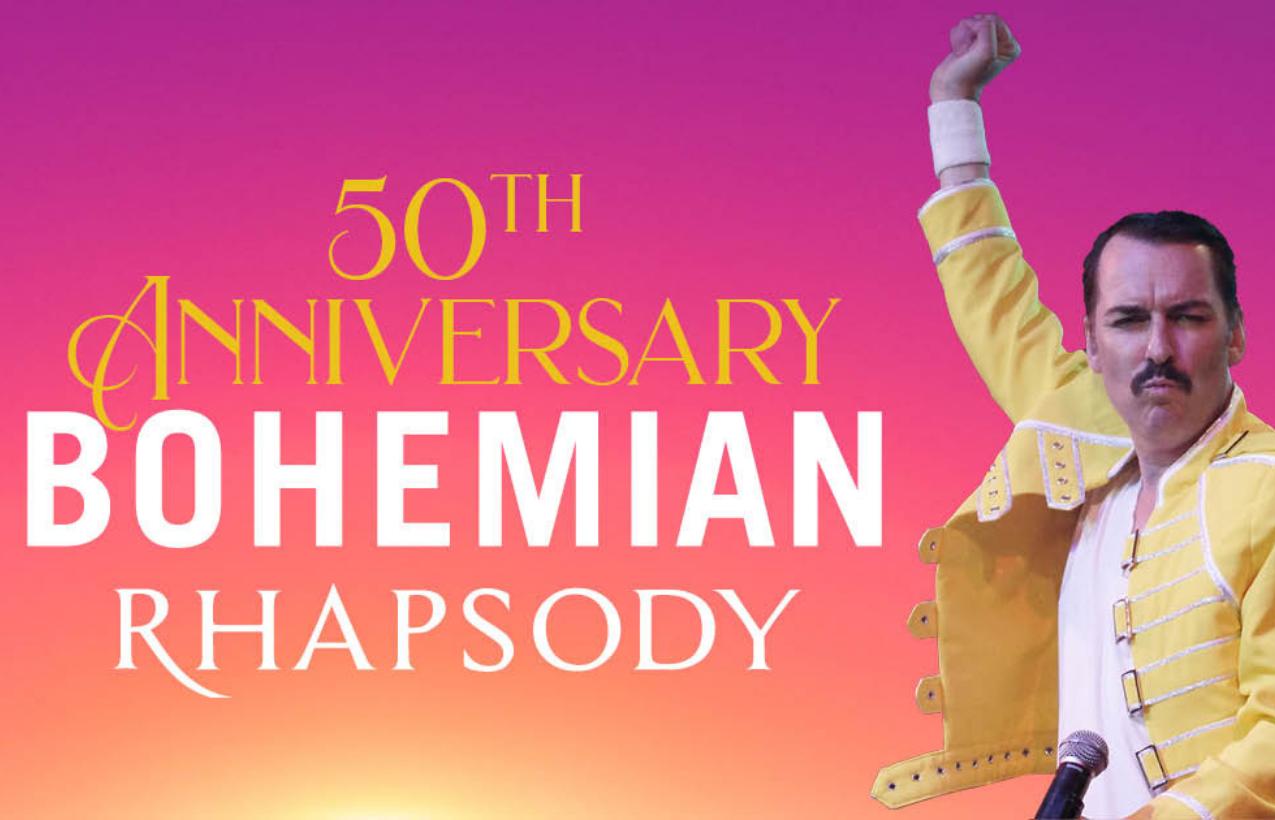 50 Years On – Queen Bohemian Rhapsody